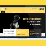 new bodyfix gym website