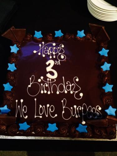 Bodyfix Birthday 17